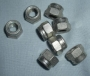 HA6 - Diff to axle casing nuts (set of 8)