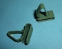 BG4 - Door card retaining clips (early metal type) (each)