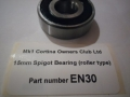 EN30 - Spigot Bearing 15mm hole