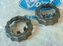 ST35 - Front hub nut retainer cage (pair)