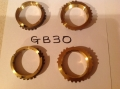 GB30 Gear synchro ring set