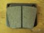 B52 - Brake pads GT / Lotus (P16) 09/65 - 11/66