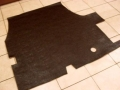T37 Boot Mat late Lotus, 11/64-