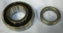 ST45 - Rear wheel bearing & retainer kit